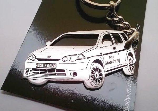 Поръчков ключодържател за Хонда HRV 11