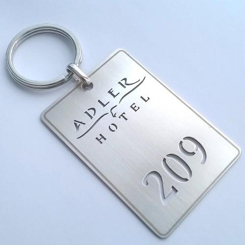 Ключодържател за хотел Adler