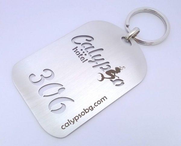 Ключодържател за хотел Calypso