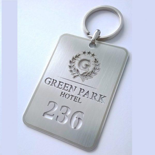 Ключодържател за хотел Green Park