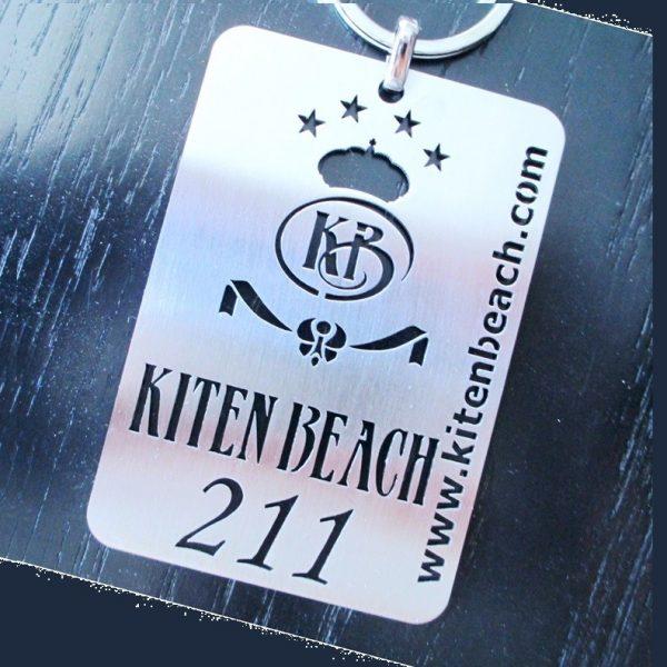 Ключодържател за хотел Kiten beach