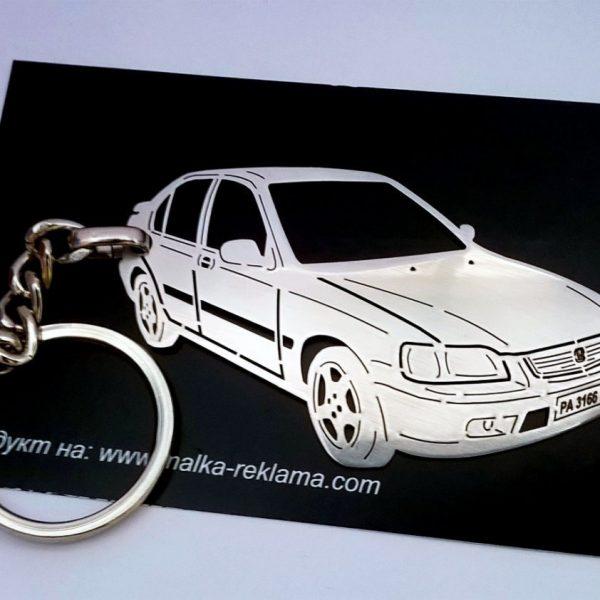 Поръчков ключодържател за Honda Civic VI