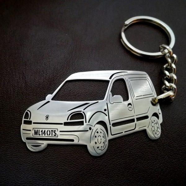 Поръчков ключодържател за Renault Kangoo I