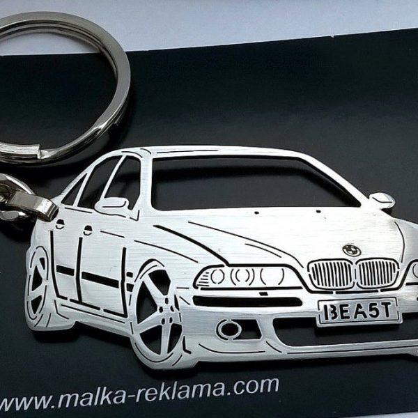 Поръчков ключодържател за BMW e39 m5