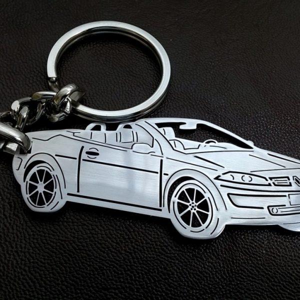 Поръчков ключодържател за Renault Megane cabrio