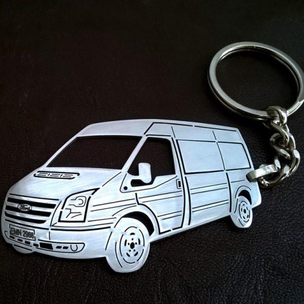 Поръчков ключодържател за Ford Transit VI
