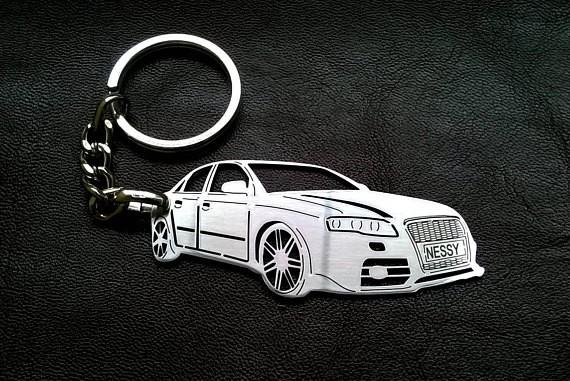 ключодържател за Audi