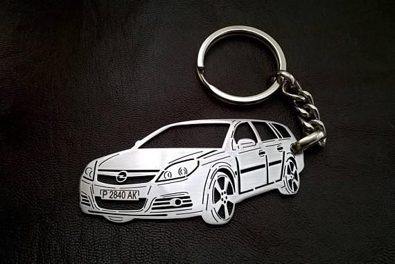 Поръчков ключодържател за Opel Vectra