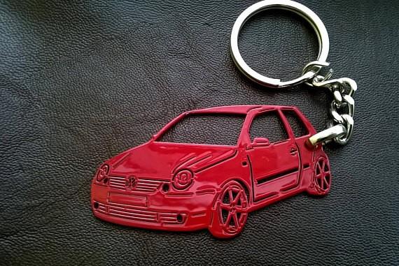 Поръчков ключодържател за Volkswagen Lupo