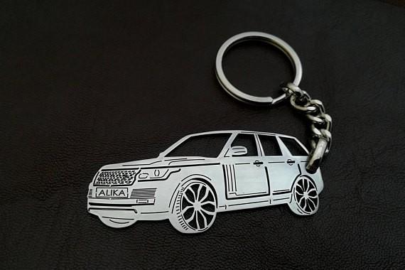 Поръчков ключодържател за Land Rover 2005
