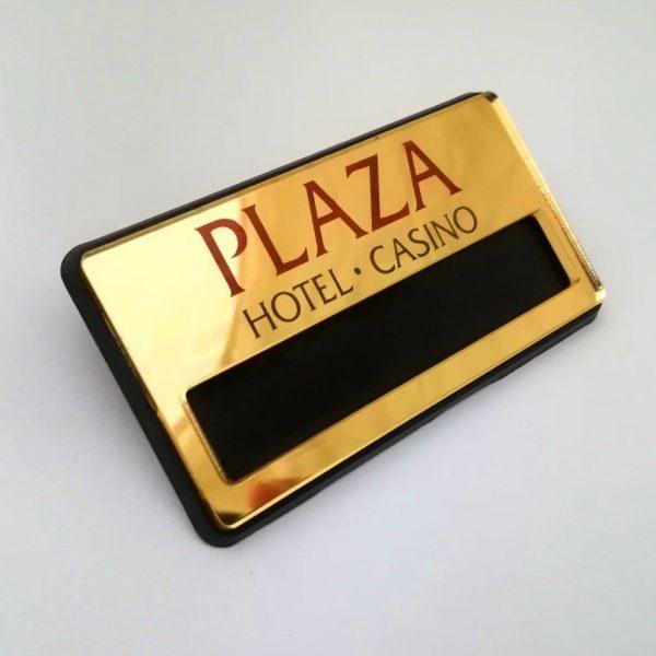 Бадж с магнит за казино
