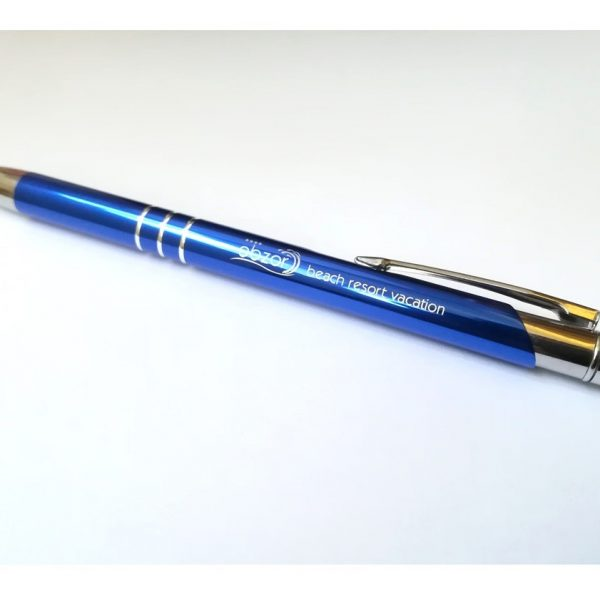 Брандирана метална химикалка