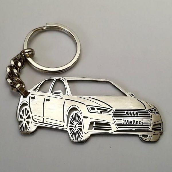 ключодържател за Audi A4 2017 Quattro