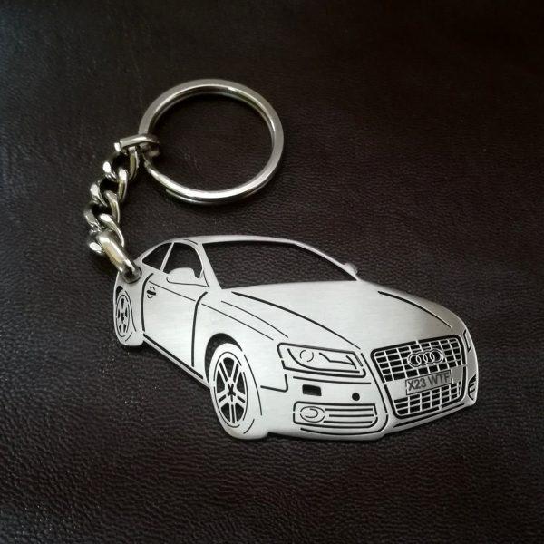 Поръчков ключодържател за Audi s4 b5