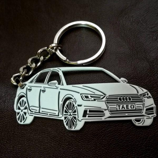 Поръчков ключодържател за Audi RS5