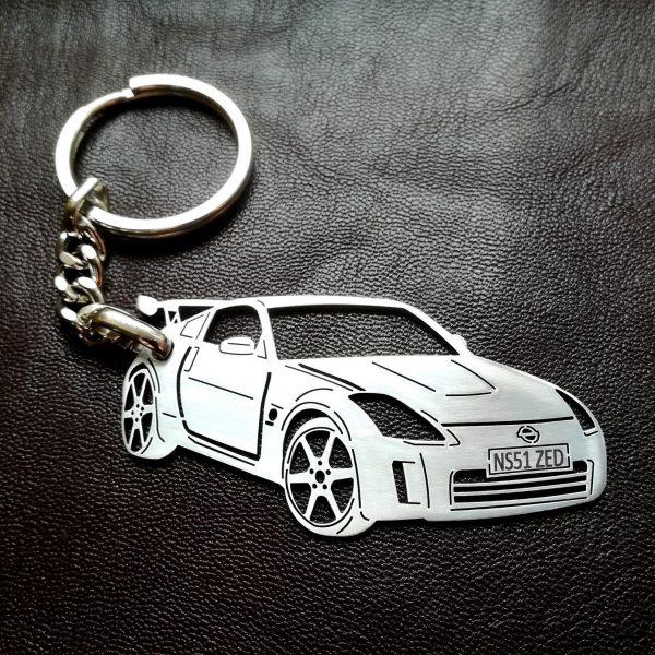 Поръчков ключодържател за Nissan 350Z