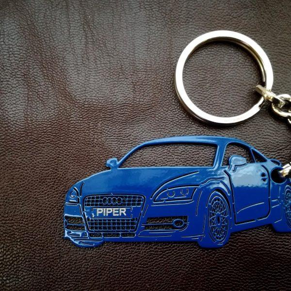 Поръчков ключодържател за Audi TT mk2 8J