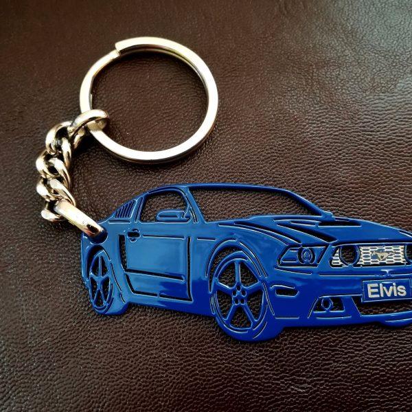 Поръчков ключодържател за Ford Mustang gt 5.0