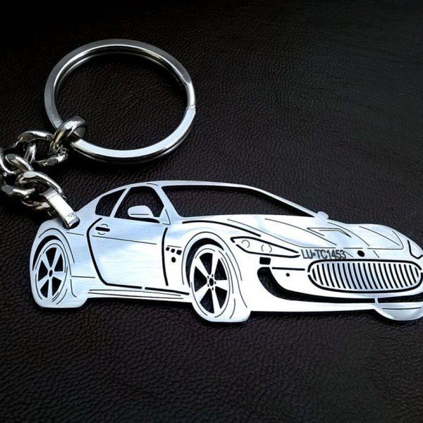 Поръчков ключодържател за Maserati gran turismo