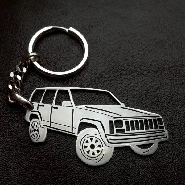 Поръчков ключодържател за Jeep Cherokee 1996