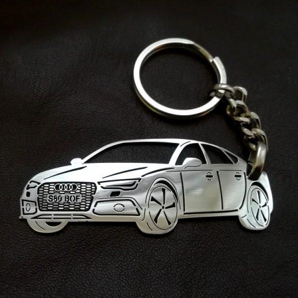 Поръчков ключодържател за Audi RS7