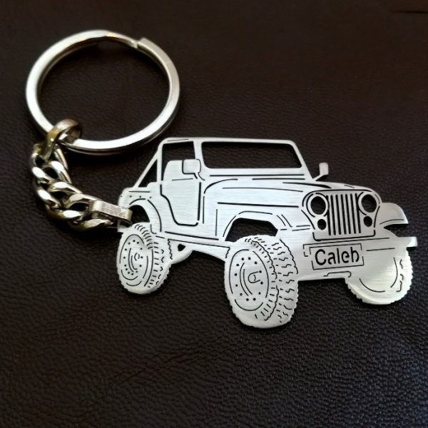 Kлючодържател за Jeep CJ5
