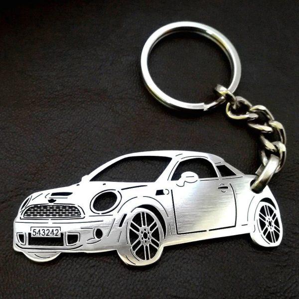 Поръчков ключодържател за Mini Cooper S 2012
