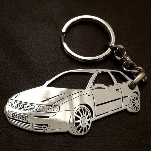 Поръчков ключодържател за Audi A3 8P