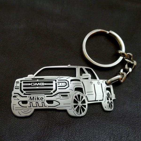 Поръчков ключодържател за GMC Sierra truck