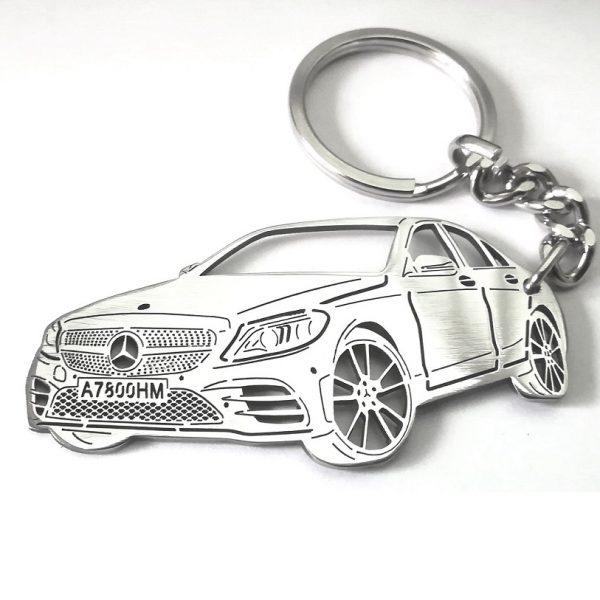 ключодържател за Mercedes C class 2018