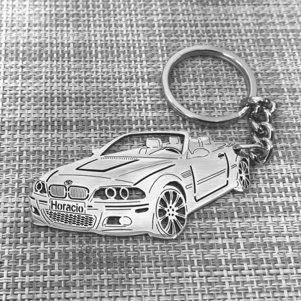 bmw m3 2004 convertible keychain