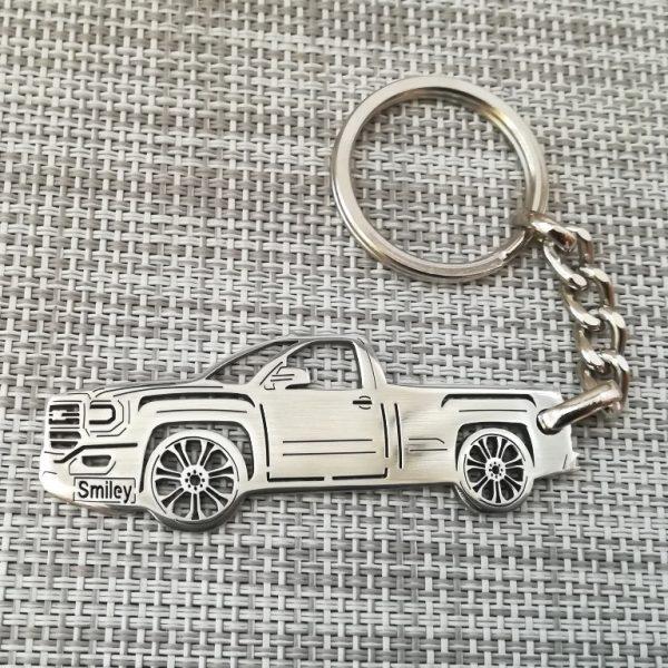 gmc keychain