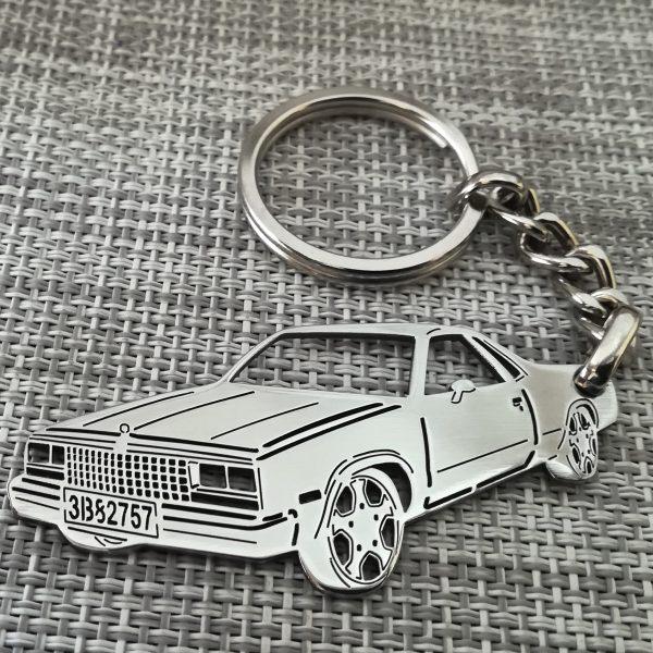 Chevrolet El Camino 1985 keychain