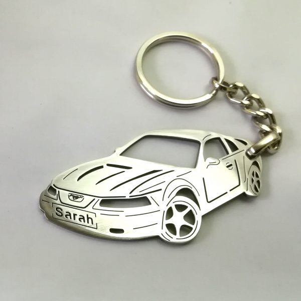 Ford Mustang GT 1999 keychain