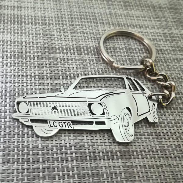 LC Torana keychain