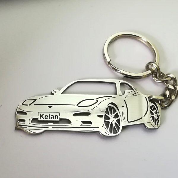 MAZDA RX-7 FD keychain