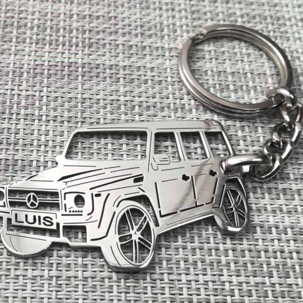 Mercedes G Class keychain