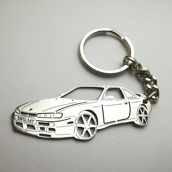 Nissan 240SX keychain