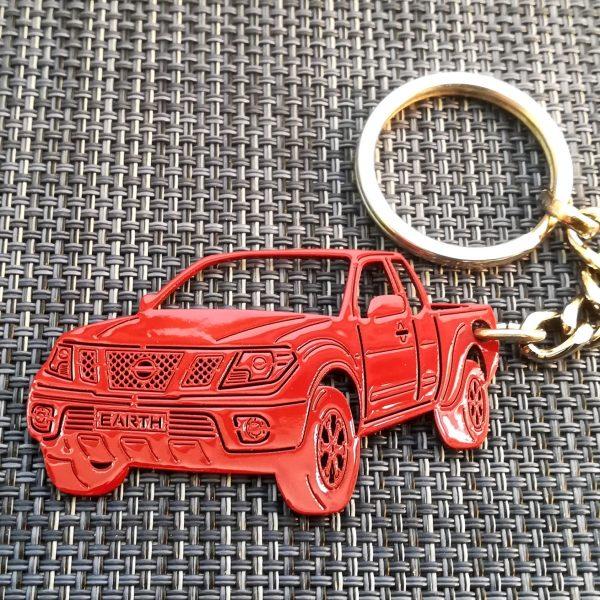 Nissan Frontier keychain