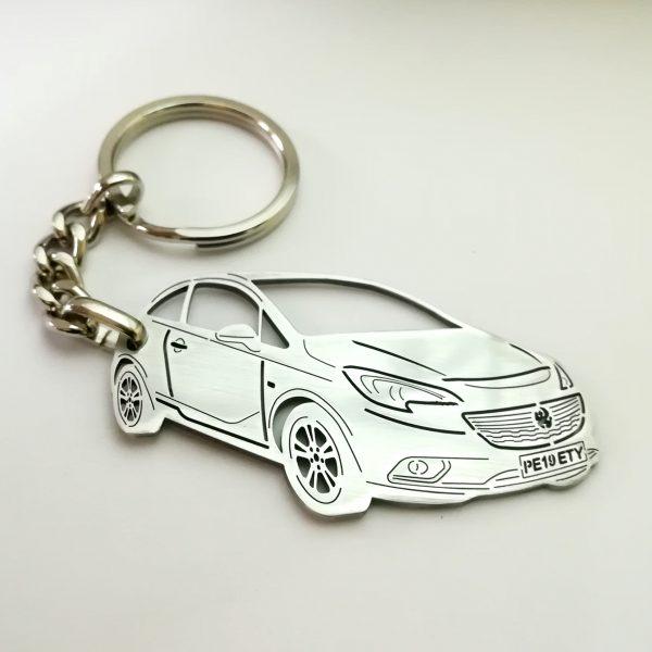 ключодържател за Opel Corsa Vauxhall