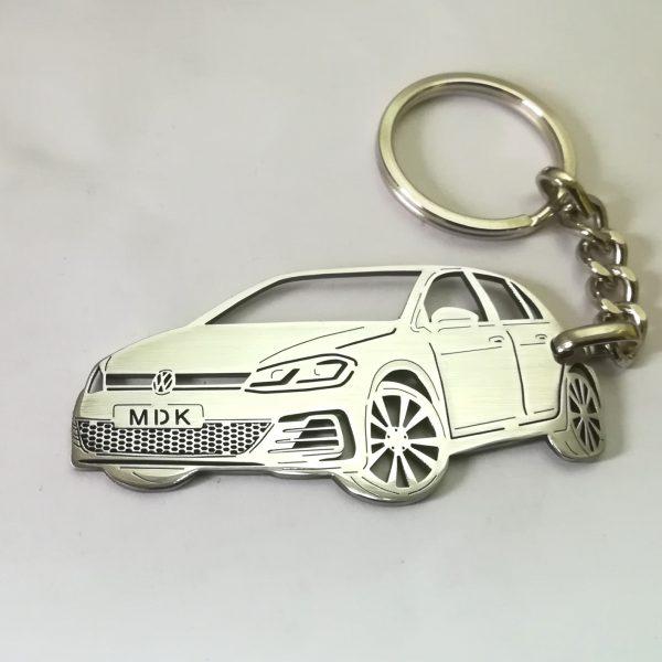 VW Golf GTE 2018 keychain
