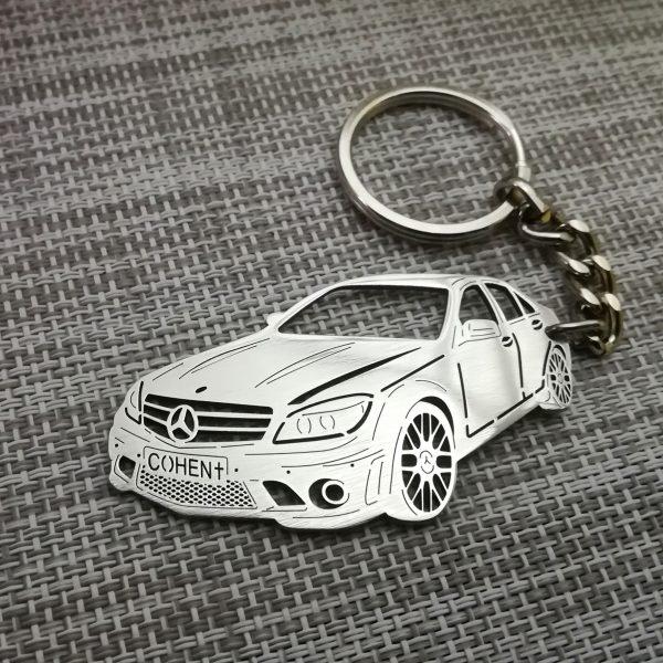 Mercedes c63 amg keychain