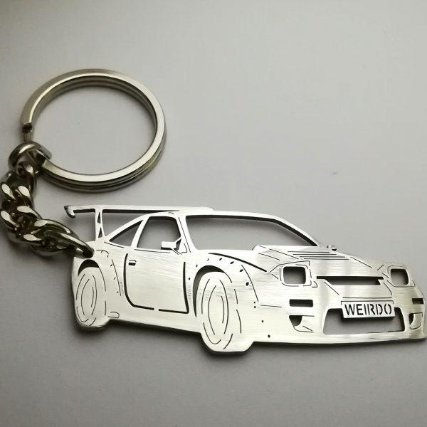 Nissan s13 keychain