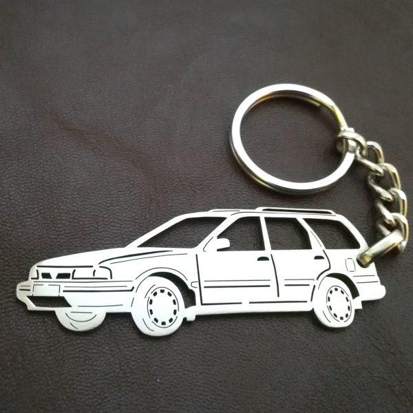 Nissan Tsubame keychain