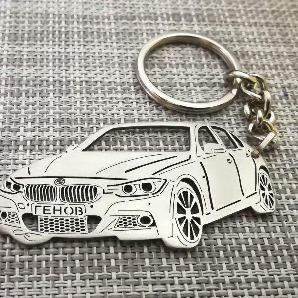 BMW 335d f30