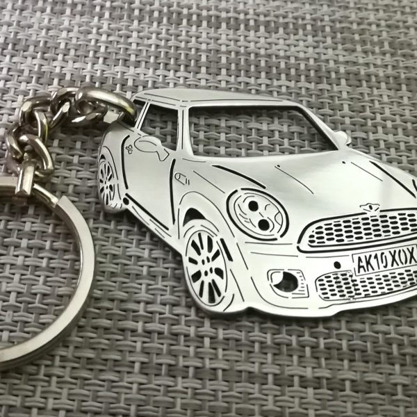 mini cooper s 2010 1.6 keychain