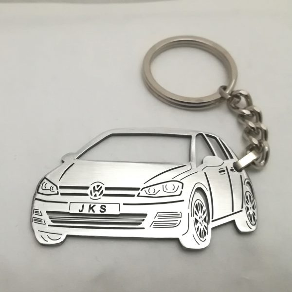 VW Golf 2015 tsi keychain