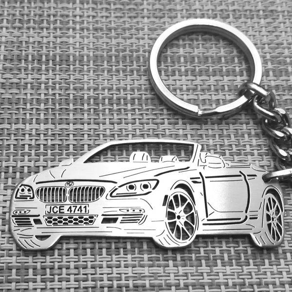 BMW 650 Convertible 2012