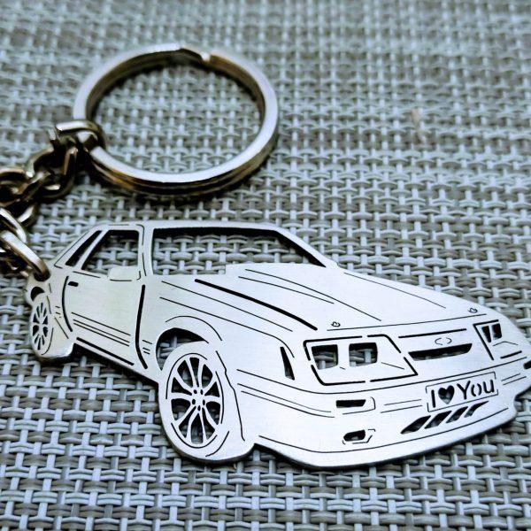 1986 Ford Mustang hatchback