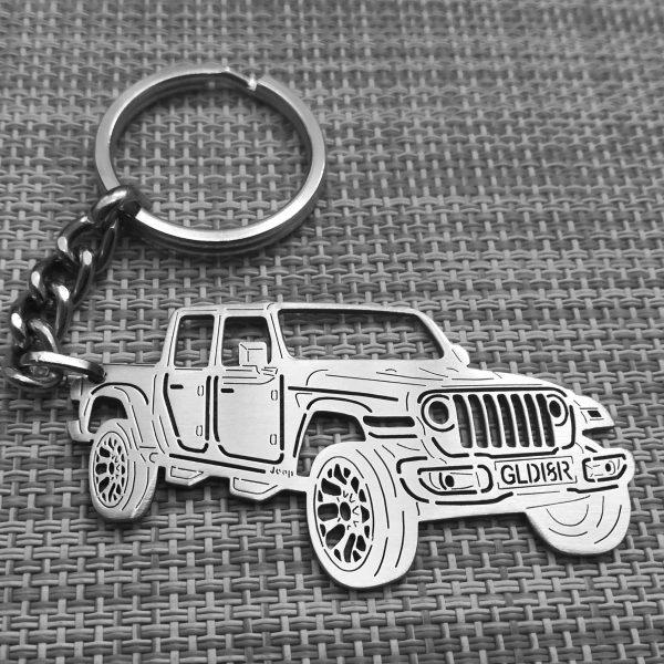 2020 Jeep Gladiator Sport S keychain